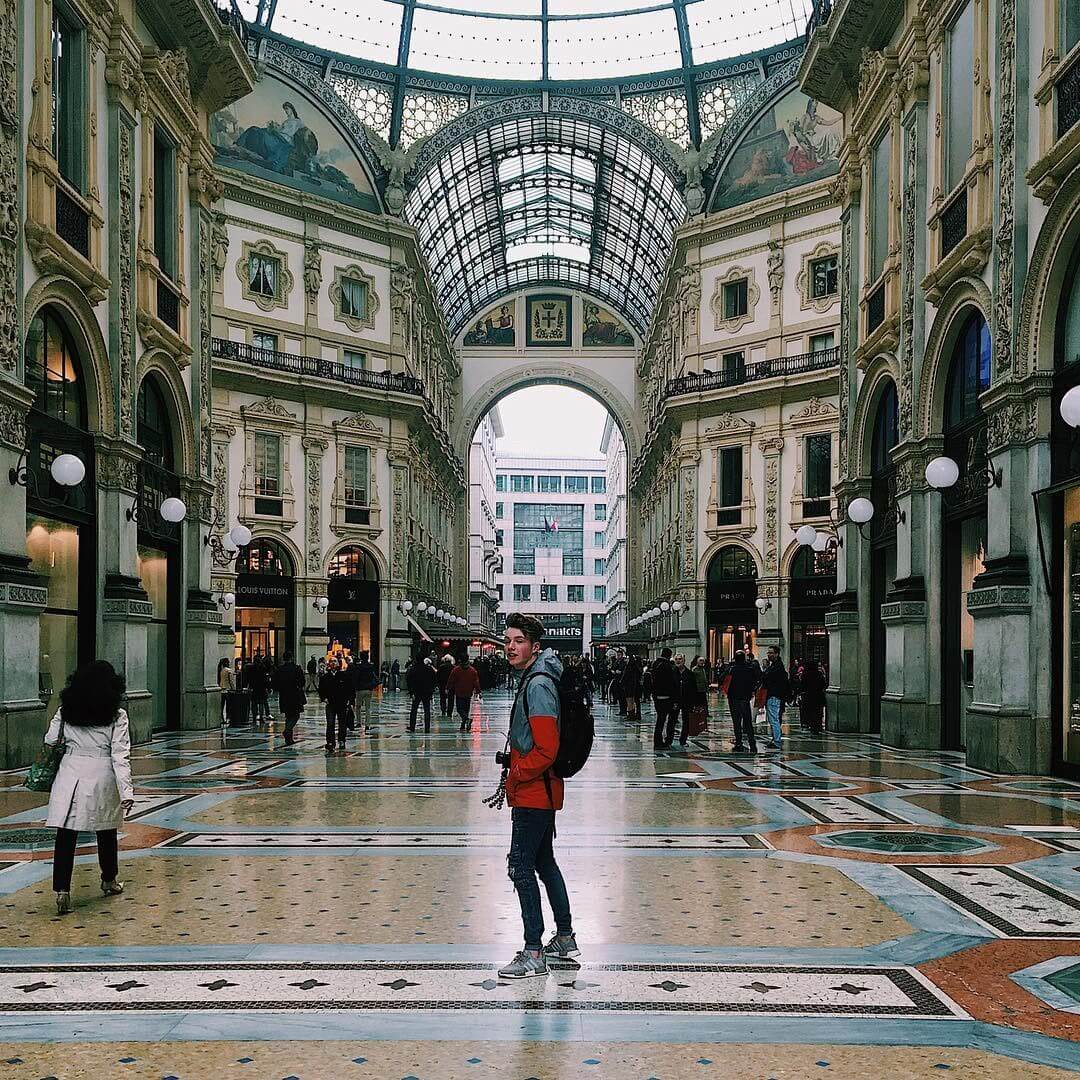 Travel Bags – Exploring Italy